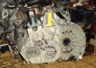 Getriebe Ford Transit 2,0DI 74KW 1C1R 7002 AG MotorcodABFA Bj.06