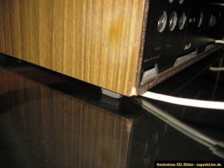 Telefunken HiFi Stereo Verstärker V201A V 201A Amplifier Radio Tuner