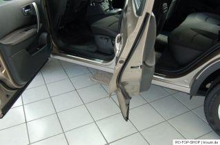 Edelstahl Einstiegsleisten BMW X3 F25 Stainless Steel Door Sills BMW