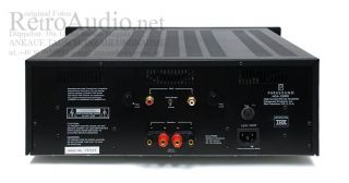 Parasound HCA 1200 Power Amplifier