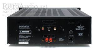 Parasound HCA 1200 Power Amplifier