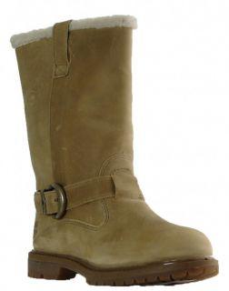 NEU TIMBERLAND Nellie Pull On Med Boots 26618 Schuhe Damen Winter