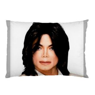Special Michael Jackson Collectible Rare Photo Pillow Case 1 Side