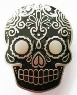 Buckle Sugarskull Skull Tattoo Gürtelschnalle NEU