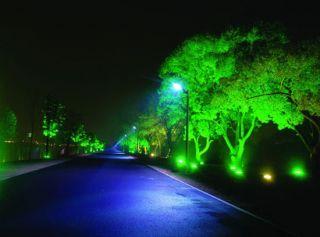50W RGB LED Fluter Außen Strahler Flutlicht Wasserfest IP65 SMD