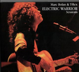 Marc Bolan & T.RexElectric Warrior Sessions Digipack