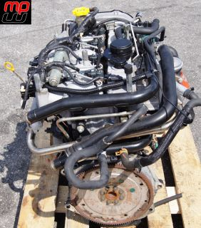 Jeep Cherokee 2.8CRD Chrysler Grand Voyager 2,8D Motor ENR 150PS/163PS
