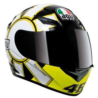 Motorradhelm Helm AGV K   3 Dekor Gothic 46 Neu Gr L