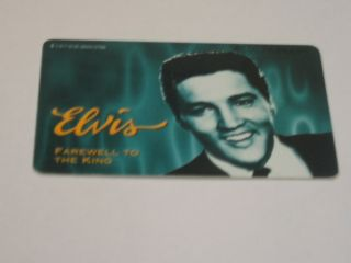 817 95 ELVIS PRESLEY FARWELL TO THE KING