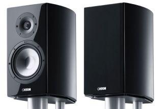Canton Vento 820 Lautsprecher PAAR *schwarz High Gloss* UVP*1098