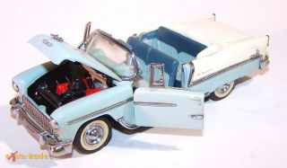 Altes Franklin Mint Modellauto; Chevrolet Bel Air; 1/43   3KWCH823
