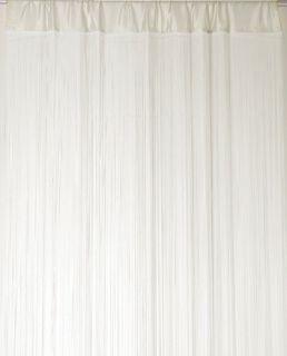 Fadenvorhang Niagara 90 x 200 cm in versch. Farben