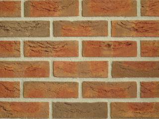 15,33 o/m²) Handform Verblender, Klinker Stein rot violett WDF