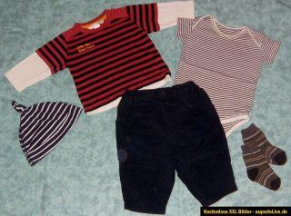 85tlg XXXL Baby Jungs Bekleidungspaket Frühling/Sommer Gr 62 68 Fotos