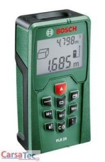 Bosch PLR25 Digitaler Laser Entfernungsmesser NEU/OVP