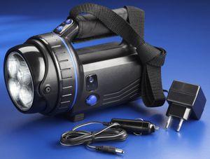 IVT LED Akku Handscheinwerfer PL 838 4x1W