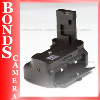 Multi Power Battery Grip Hand Pack for Nikon DSLR D5100