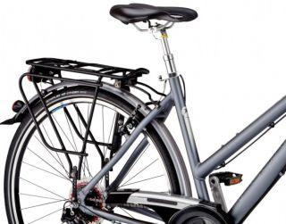 Pegasus Solero Alu light / Fahrrad Trekkingrad Shimano / grau 45 cm
