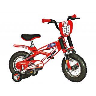DUCATI Corse Kinder Fahrrad Rad Bike 12 Zoll Nicky Hayden Moto GP