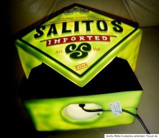 NEU,Salitos,Lampe,Leuchtreklame,Beer,Bar,Leuchte,Light,Partyraum,Bar