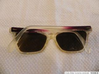 alte Sonnenbrille Sun Glasses Vintage 50er / 60er Jahre kultig