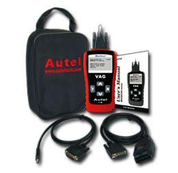 VAG 405 AUTEL MaxiScan Profi Diagnose Gerät OBD2 Audi VW Seat Skoda