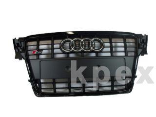 Audi S4 8K Grill black 8K0 853 651 B Grille A4 S Line Sportback Cabrio
