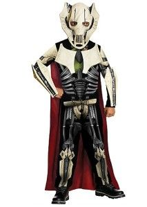 STAR WARS CLONE WARS   GENERAL GRIEVOUS Kinder Kostüm   Fasching