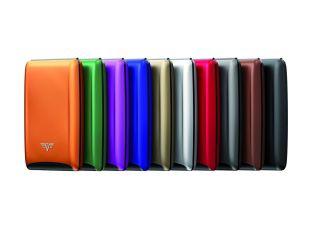 Tru Virtu   Das Aluminium Kreditkarten Etui Card Case Kartenbox alle