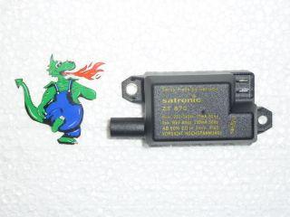 Zündfunkengenerator Satronic ZT 870 Zündtrafo Buderus