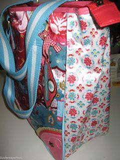 PIP Studio farbenfroher Shopper Bag große Handtasche Tasche ca