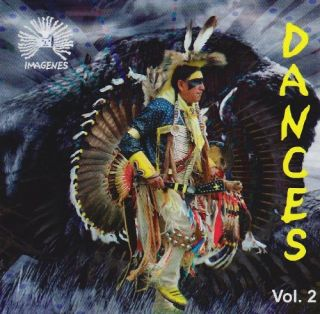 IMAGENES   DANCES (INDIAN FLUTE)   CD ALBUM GUAYTACAMA