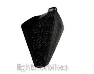 LED Heckleuchte/Rücklicht schwarz Yamaha YZF R1 RN19