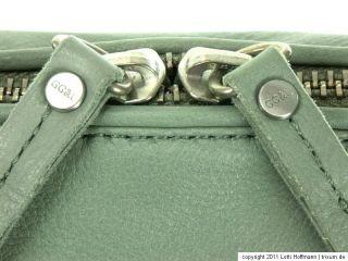 George Gina & Lucy Handtasche GGL Styletto, Grey Green, Leder