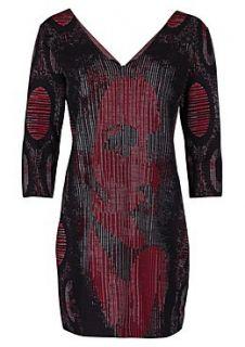 APART Fashion Longshirt schwarz rot %SALE% NEU
