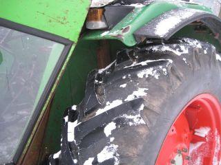 Deutz 63 PS Allrad 6006 A Frontlader Kabine Schlepper Traktor 6806