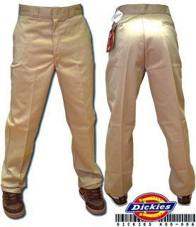 DICKIES O DOG Pant khaki/beige Gr. 40/34