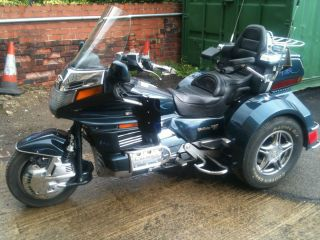 Honda Goldwing GL1500 Trike trailer EML conversion by Colin Appleyards