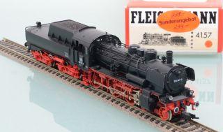 Fleischmann 4157 Dampflok mit Tender BR 038 der DB / FMZ Digital / OVP