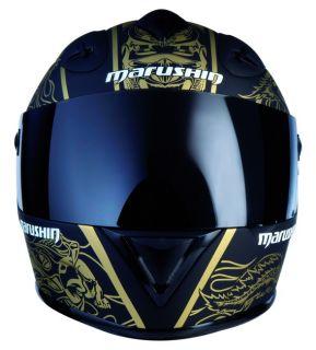 Helm Marushin 888 RS SHIVAN 2 + GRATIS VISIER *UPE 189,95 Farbe sw