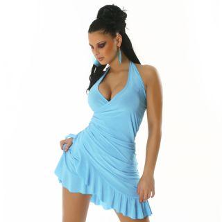 Cocktailkleid Salsa Kleid V Ausschnitt 34 38 v. Farben