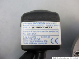 Honda CBR 900 RR SC44 Schloßsatz CDI Zündschloß Schlüssel Key Lock