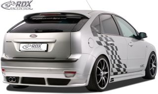 Heckspoiler Ford Focus 2 Dachspoiler Spoiler LED