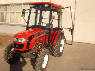 Allrad Traktor FOTON 354 mit Wendegetriebe NEU Garantie Europard Tera