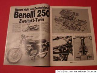 HÄGGLUND XM 72 BENELLI 250 2C 2 C MOTO GUZZI 850 LE MANS VAN VEEN