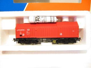 ROCO 46765 Güterwagen Coilwagen DB Cargo DB EP 5 OVP KKK NEU FR874
