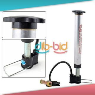 New High Pressure Bike Bicycle Pump Inflator Tyre Ball