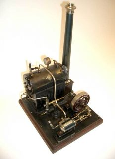 Dampfmaschine / Steam Engine   Bing 1912