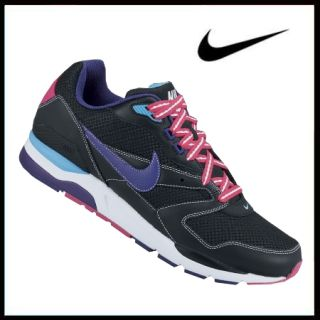 Nike Twilight Runner black/purple (001)
