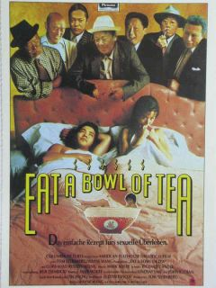 Kino 891 Filmkarte, Eat a Bowl of Tea mit Cora Miao + Russell Wong